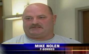 Flourine Bomb victim Mike Nolen
